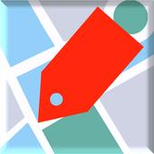 MapTag icon