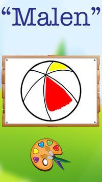 German Learning For Kids screenshot 1