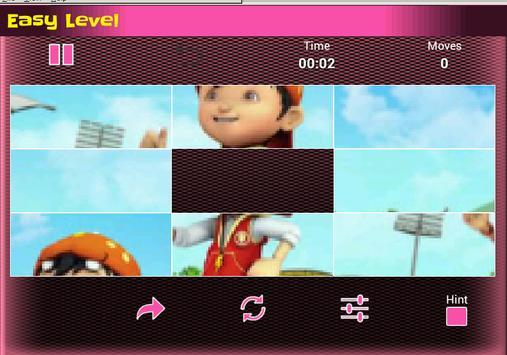Puzzle Game Boboiboy apk screenshot