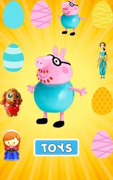 Surprise Eggs for Girls screenshot 1