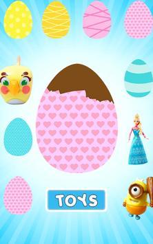 Surprise Eggs for Girls screenshot 4