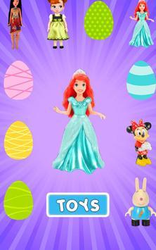 Surprise Eggs for Girls screenshot 6