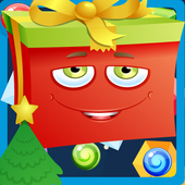 Candy Christmas Legend icon