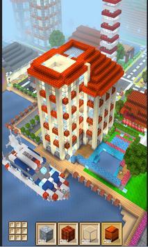 Block Craft 3D : Space Building Simulation screenshot 2