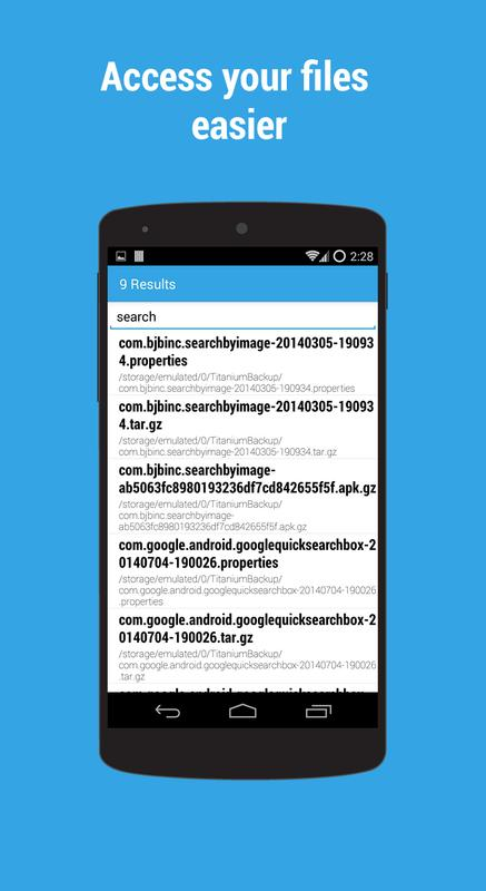 Search Everything for Android - APK Download