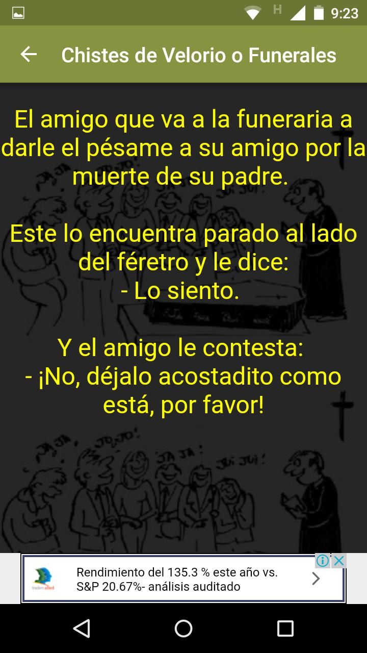 Chistes De Velorio O Funerales For Android Apk Download