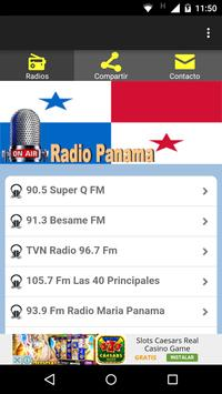 Radio Panama En Vivo screenshot 1