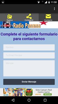 Radio Panama En Vivo screenshot 5