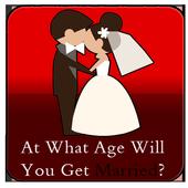 Marriage Age Detector (Prank) icon
