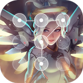 Angel FaceLock theme icon