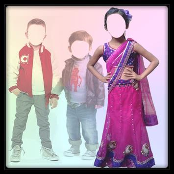 Different types of Kids Suits screenshot 1
