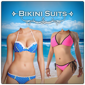 Different type of Bikini Suits icon
