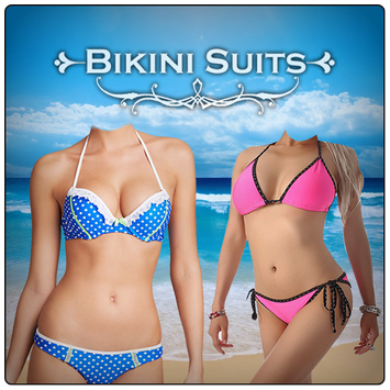 Different type of Bikini Suits poster