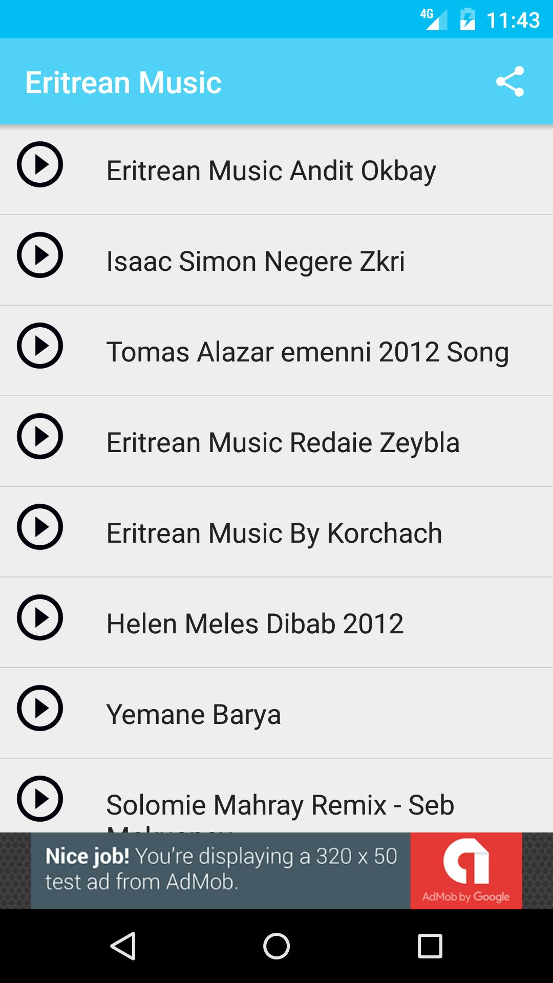 All Eritrean Music for Android - APK Download