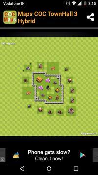 Maps COC Marshal apk screenshot
