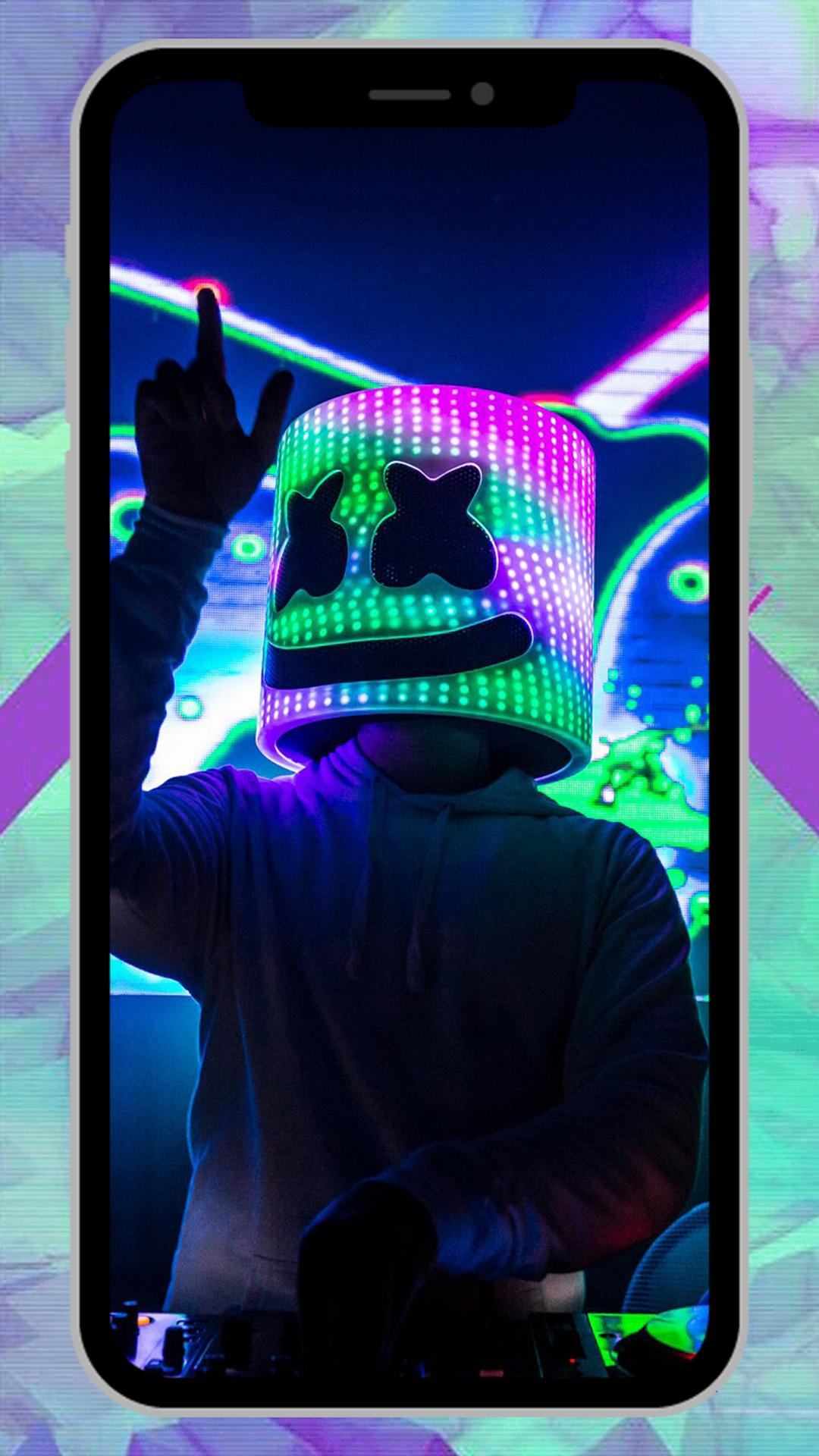 Marshmello Live Wallpapers Hd 4k 2018 For Android Apk Download