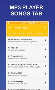 Music Player - MP3 Player apk screenshot