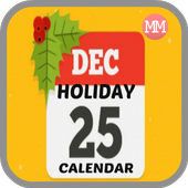 World Holiday Calendar Free icon