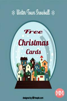 free christmas cards poster free christmas cards apk screenshot - Free Christmas Cards To Download