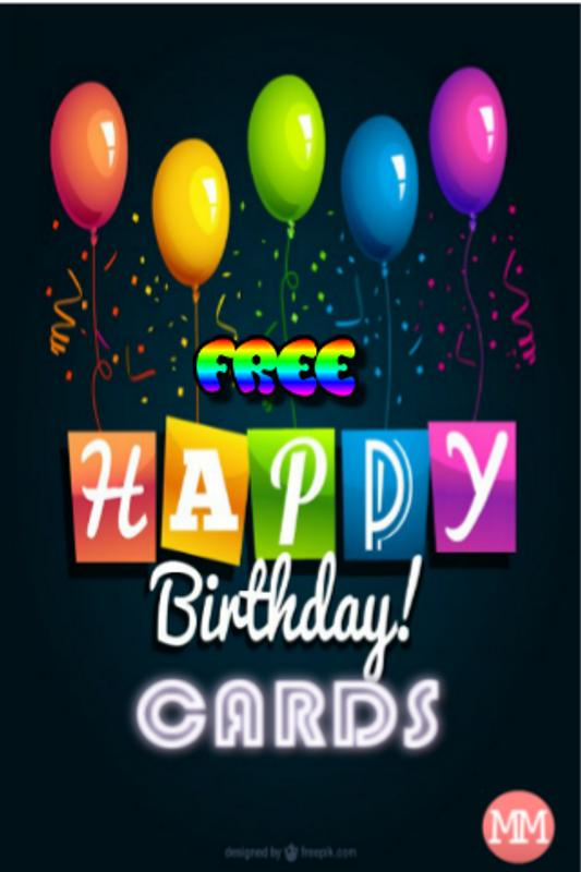 Free Happy Birthday Cards Apk Download Free Entertainment App For