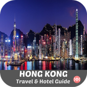 Hong Kong Travel & Hotel Guide icon
