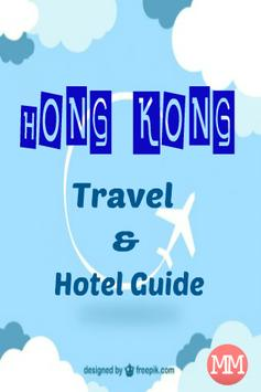 Hong Kong Travel & Hotel Guide apk screenshot