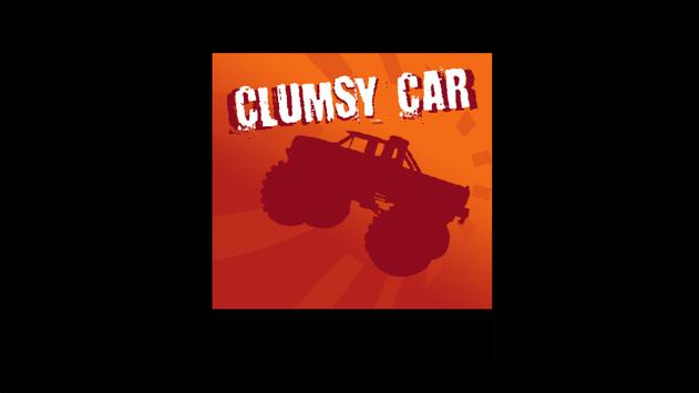 Clumsy Car poster