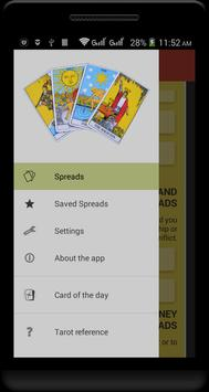 Rider-Waite Tarot Deck apk screenshot