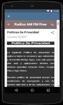 Radio Salsa Online screenshot 3