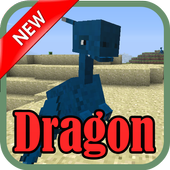 Dragon MODS For MCPE icon