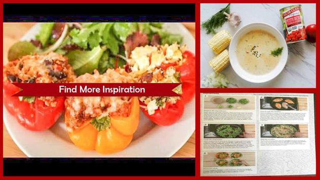 Awesome Easy Vegetarian Recipes Dinner screenshot 1
