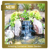 Amazing Container Water Garden icon