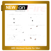 ABS Workout Guide for Men-icoon