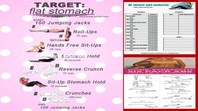 ABS Workout Guide for Men screenshot 1