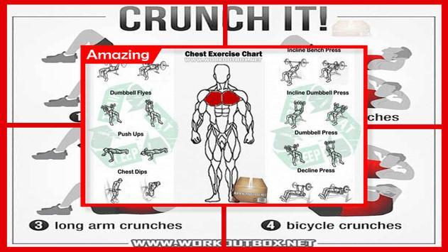 ABS Workout Guide for Men screenshot 4