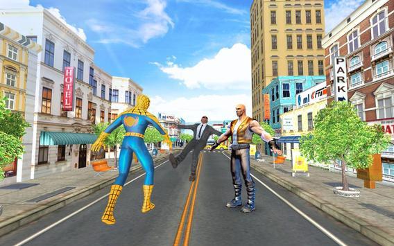 4 Schermata sopravvivenza del supereroe del ragno volante