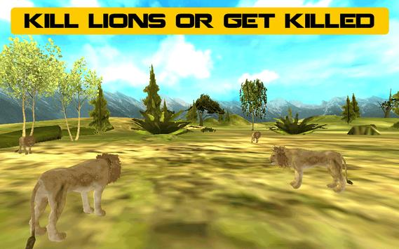Deadly Lion Hunting apk screenshot