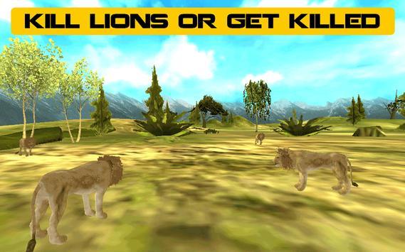 Deadly Lion Hunting screenshot 1
