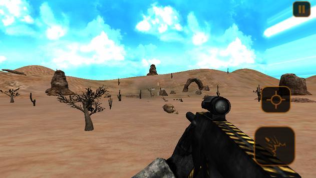 Deer Hunting em Desert imagem de tela 1