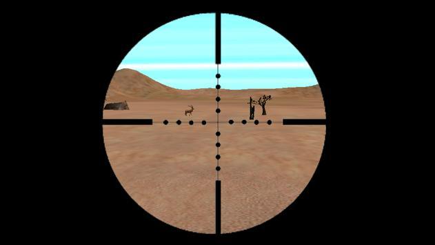 Deer Hunting em Desert imagem de tela 4