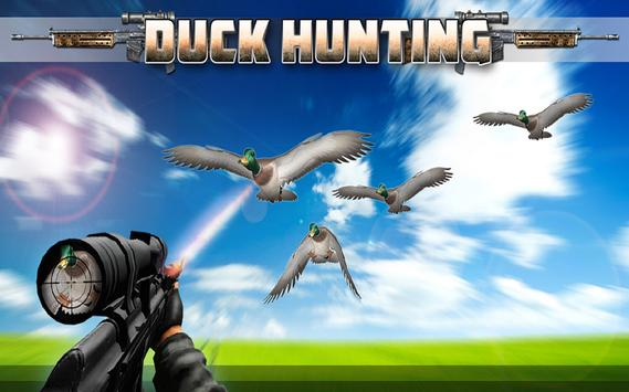 Duck Hunting Season 3D poster