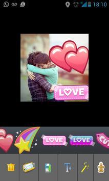 Photo Stickered screenshot 2