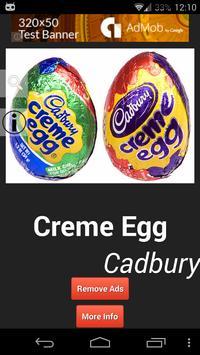 Chocolates Sweets UKDictionary apk screenshot