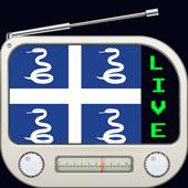 Martinique Radio Fm 28 Stations | Radio Martinique icon