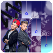 Marcus And Martinus Piano Tiles Game icon