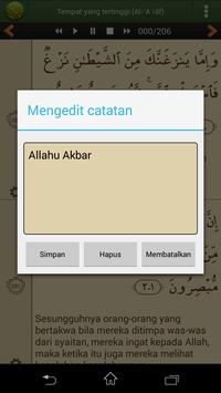 Al'Quran Bahasa Indonesia screenshot 6