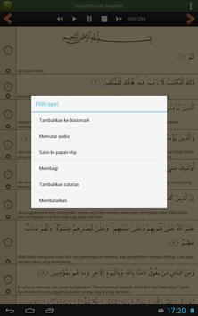 Al'Quran Bahasa Indonesia apk screenshot