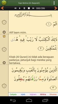 Al'Quran Bahasa Indonesia screenshot 1