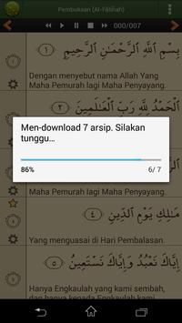 Al'Quran Bahasa Indonesia screenshot 2