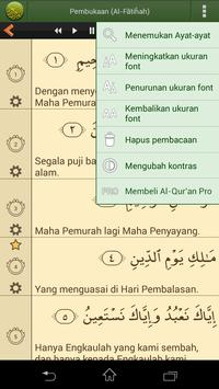 Al'Quran Bahasa Indonesia screenshot 3